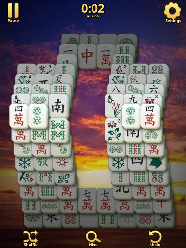 Mahjong Solitaire Classic : Tile Match Puzzle 2.1.16 screenshots 14