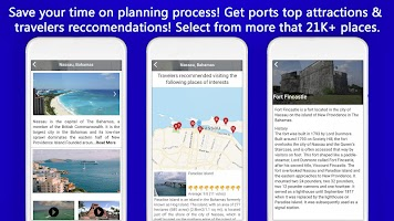 Cruise Itinerary & Cruise Planner App by CruiseBe
