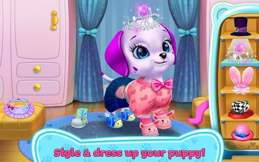 Puppy Love - My Dream Pet modavailable screenshots 7