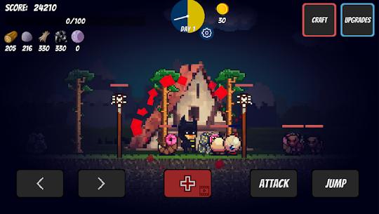 Pixel Survival Game Mod Apk 2.24 (A Lot of Gold Coins, Diamonds) 4