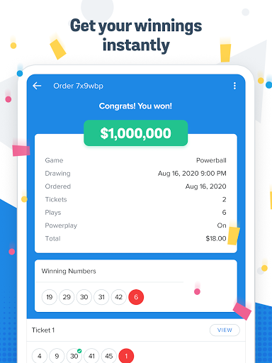 Jackpocket Lottery App android2mod screenshots 9
