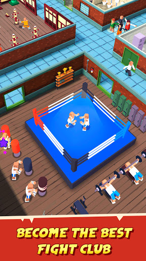 Fight Club Tycoon - Idle Fighting Game  screenshots 1