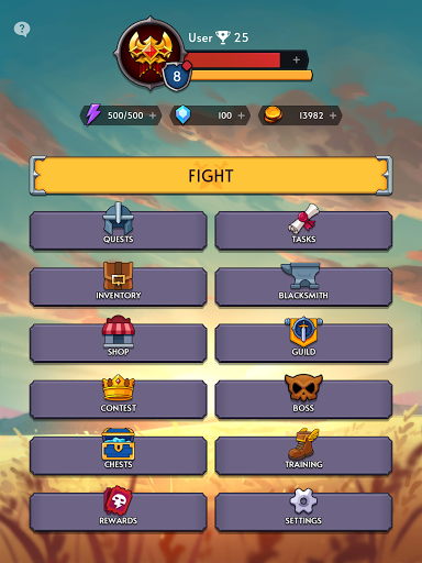 Simplest RPG Game - Online Edition 1.2.0 screenshots 9
