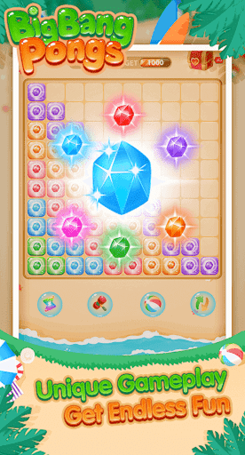 BigBang PopStar - Pongs Puzzle 1.1.0 screenshots 2