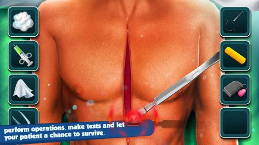 Open Heart Surgery Simulator :New Doctor Game 2021 1.1.1 screenshots 1