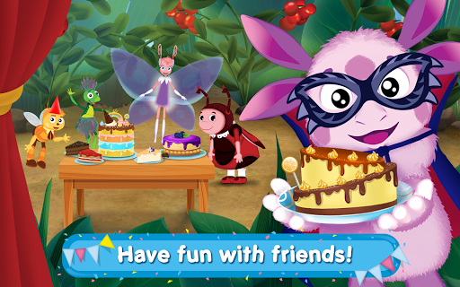 Moonzy: Carnival Games for Children and Cartoons modavailable screenshots 10