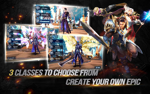 Goddess: Primal Chaos - Free 3D Action MMORPG Game  screenshots 19