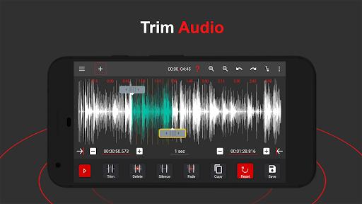 ud83cudfb5Audio Editor Recorder & Ringtone Maker -AudioLab 1.1.4 Screenshots 1