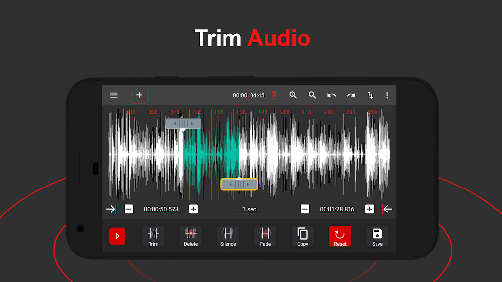 AudioLab 🎵 Audio Editor Recorder & Ringtone Maker  poster 0