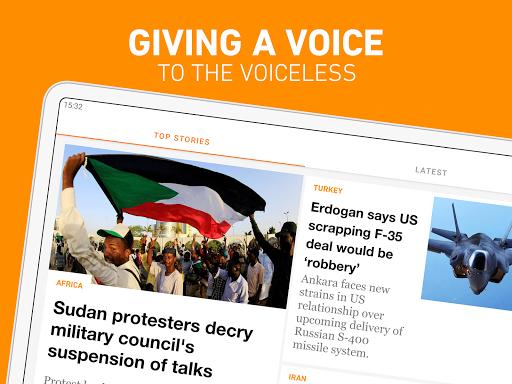Al Jazeera English 4.9.4 Screenshots 5