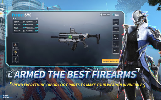 Cyber Hunter 0.100.395 screenshots 20