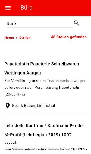 Swiss Jobs 2.1.5 Paidproapk.com 2