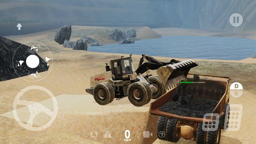 Heavy Machines & Mining Simulator screenshots 5
