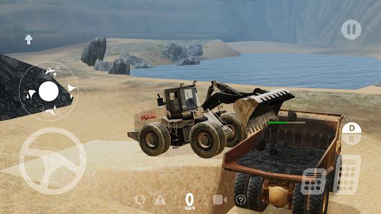 Heavy Machines & Mining Simulator Unlimited Money