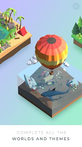3D Miniworld Puzzles apkpoly screenshots 2