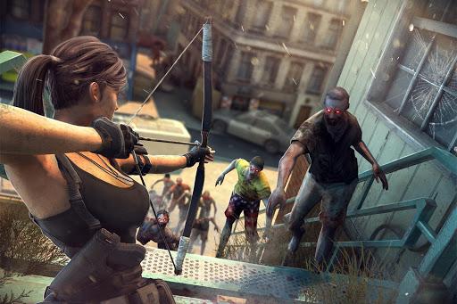 Télécharger Zombie Frontier 3: Jeu de Tir  APK MOD (Astuce) screenshots 1