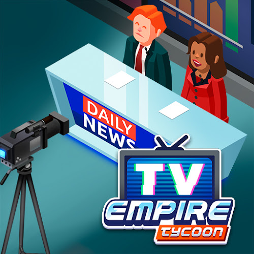 TV Empire Tycoon - Idle Management Game ( Mod Money) 1.11 mod