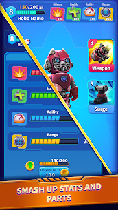 Smash Bots Hack Game Android & iOS 3