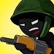 Stickman World Battle - ストラテジーゲームアプリ
