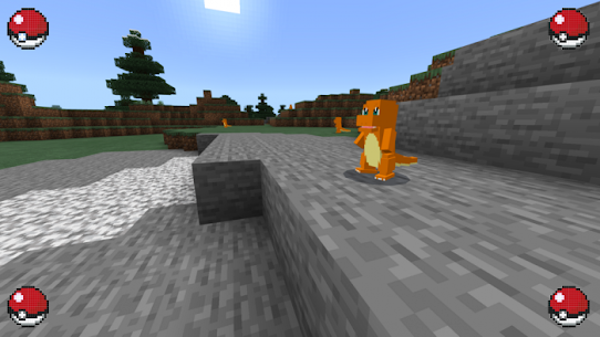 Mod Pokecraft for MCPE Apk Download 1