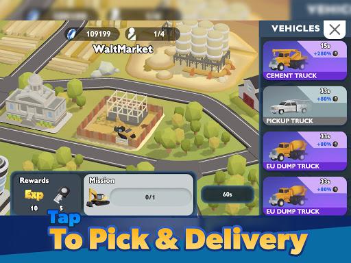 Transport City: Truck Tycoon apkdebit screenshots 7