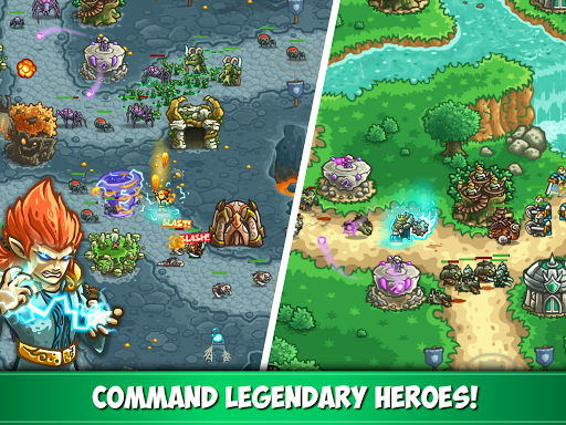 Kingdom Rush Origins - Tower Defense Game 4.2.33 screenshots 11