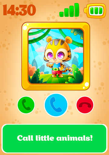 Babyphone - baby music games with Animals, Numbers  screenshots 5