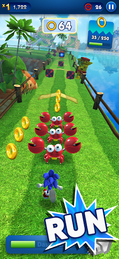 Sonic Dash - Endless Running & Racing Game goodtube screenshots 1