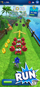 Sonic Dash – Endless Running & Racing Game (MOD APK, Unlimited Money) v4.18.0 1