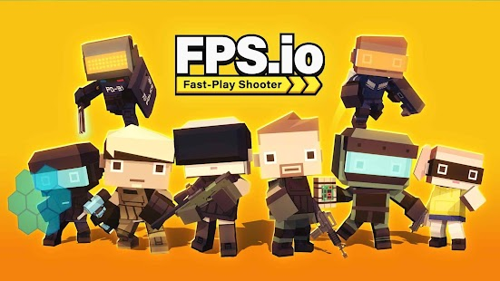 FPS.io (Fast-Play Shooter) Screenshot