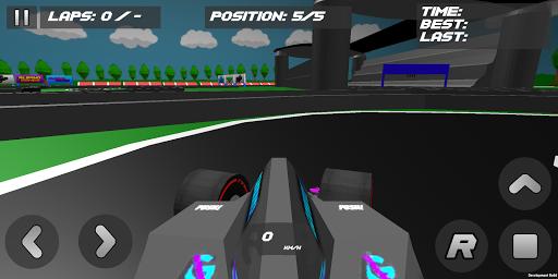 Mini Formula Racing screenshots 13