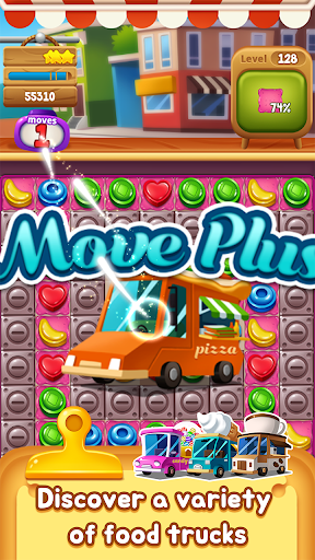 Food Pop: Food puzzle game king in 2021  screenshots 13