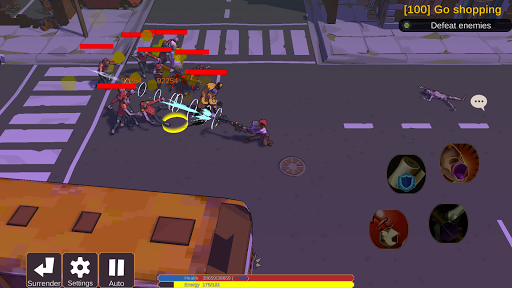 Last Resistance - Idle zombie RPG 0.2936 screenshots 1