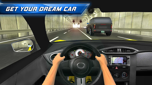 Racing in City - In Car Driving 3D Fast Race Game 2.0.2 screenshots 2