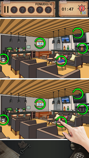 Find The Differences : Police Detective Story APK MOD (Astuce) screenshots 3