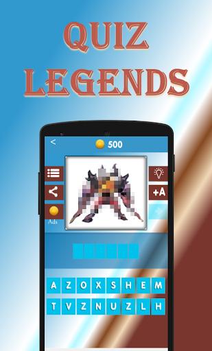 Quiz Legends. Guess the Hero apklade screenshots 2