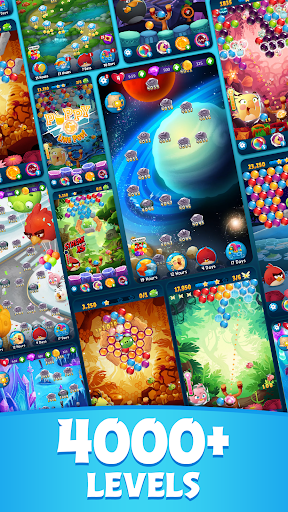 Angry Birds POP Bubble Shooter 3.92.3 screenshots 2