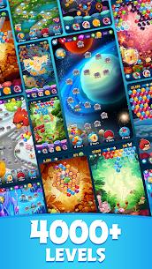 لعبة Angry Birds POP Bubble Shooter مهكرة Mod 2