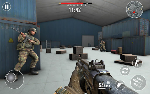 Gun Strike Fire: FPS Free Shooting Games 2021 1.2.3 screenshots 1