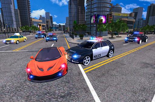 Police Chase in Highway u2013 Speedy Car Games 1.1.5 screenshots 3