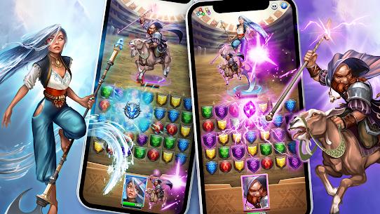 Empires & Puzzles: Epic Match 3 7