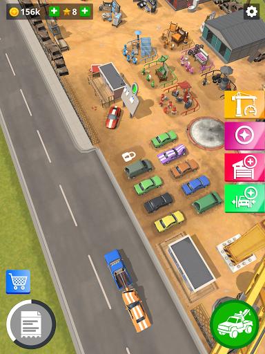 Scrapyard Tycoon Idle Game 1.1.1 screenshots 17