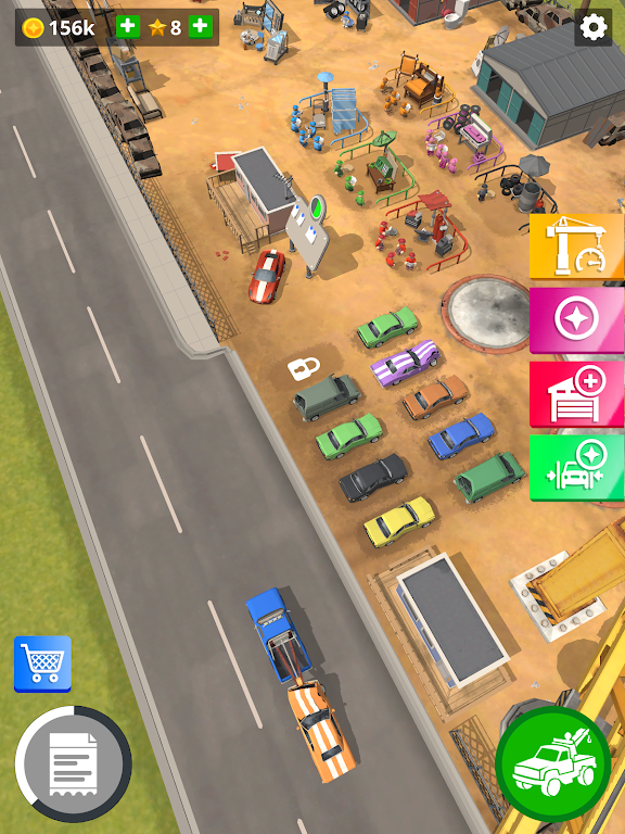 Scrapyard Tycoon Idle Game poster 16