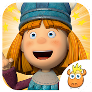 Vic the Viking: Play and Learn  Icon