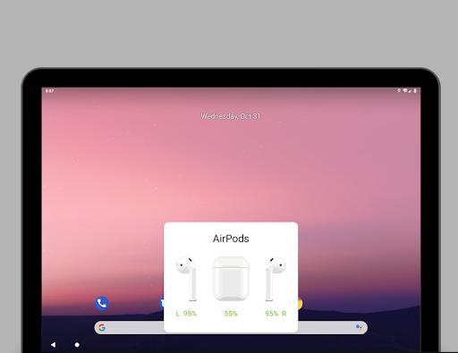 AirBuds Popup Free - airpod battery app v2.6.200111 free Screenshots 5