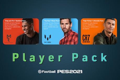 eFootball PES 2021 Mod Apk 5.5.0 (Unlimited Money) 2