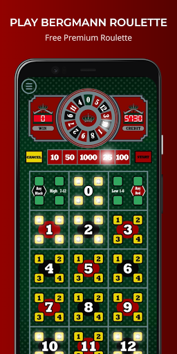 Bergmann Roulette  screenshots 1