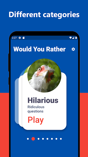 Would You Rather For Kids Free 1.2.1 screenshots 4