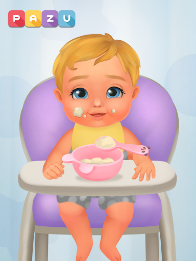 Chic Baby 2 - Dress up & baby care games for kids  Screenshots 13
