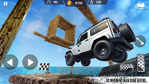 4x4 Car Drive 2021 : Offroad Car Driving SUV  screenshots 4